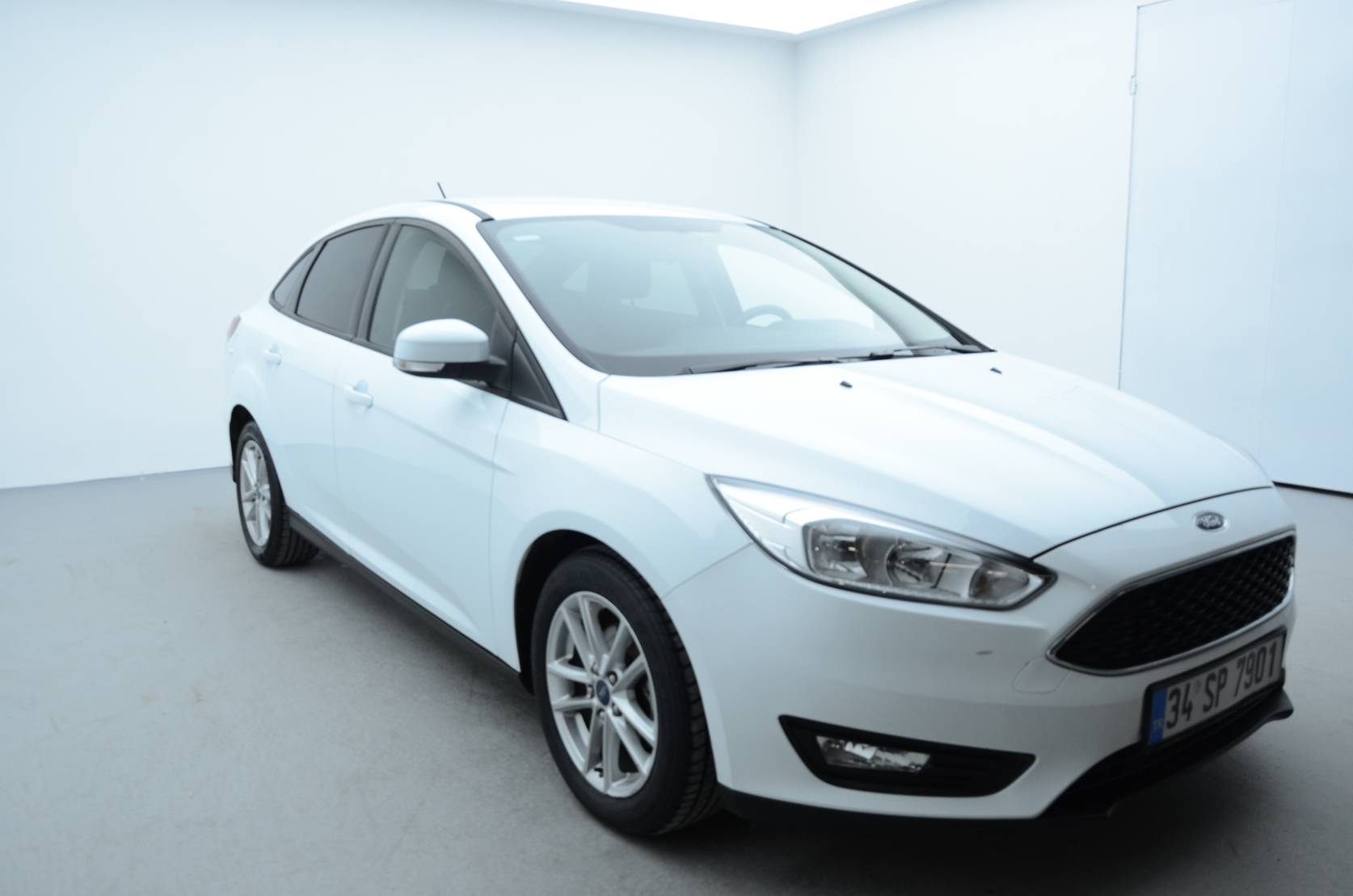 Ford Focus 1.5 TDCi DPF Start-Stopp-System Aut., Trend X detail2