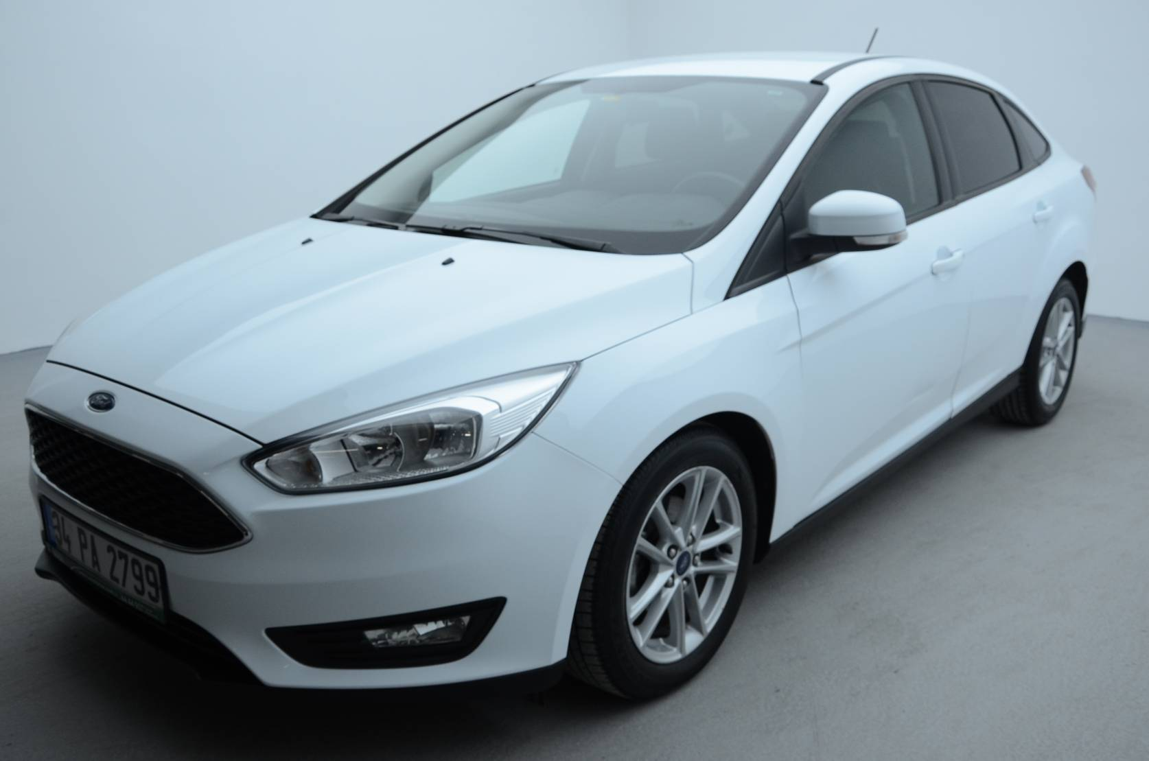 Ford Focus 1.5L TDCI 120PS EU6 4K PWS TREND X detail1