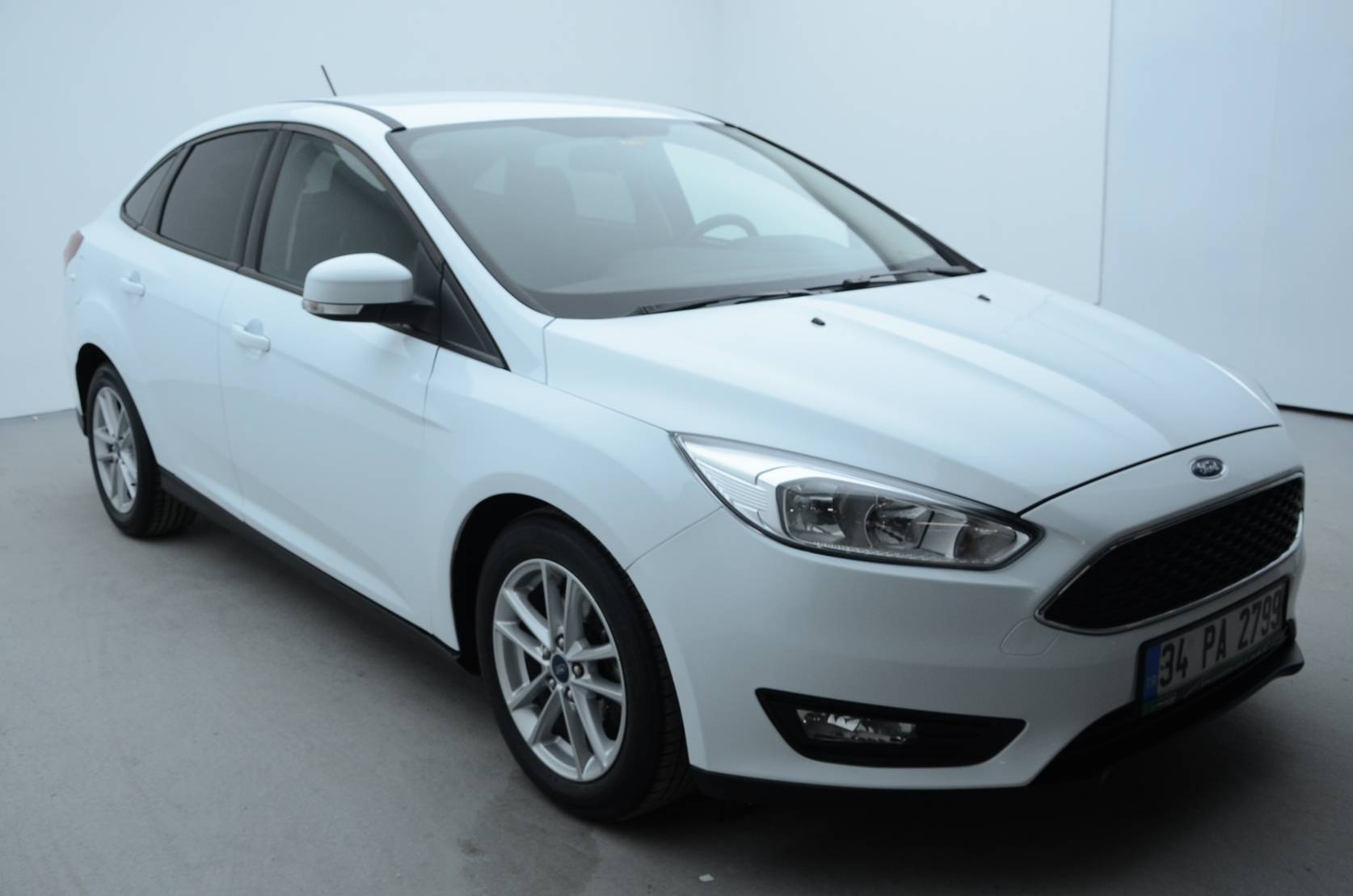 Ford Focus 1.5L TDCI 120PS EU6 4K PWS TREND X detail2