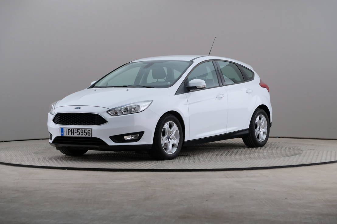 Ford Focus 1.5 TDCi 95hp Business /εγγύηση χλμ, 360-image0
