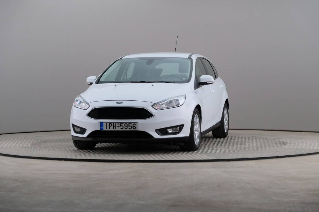 Ford Focus 1.5 TDCi 95hp Business /εγγύηση χλμ, 360-image34