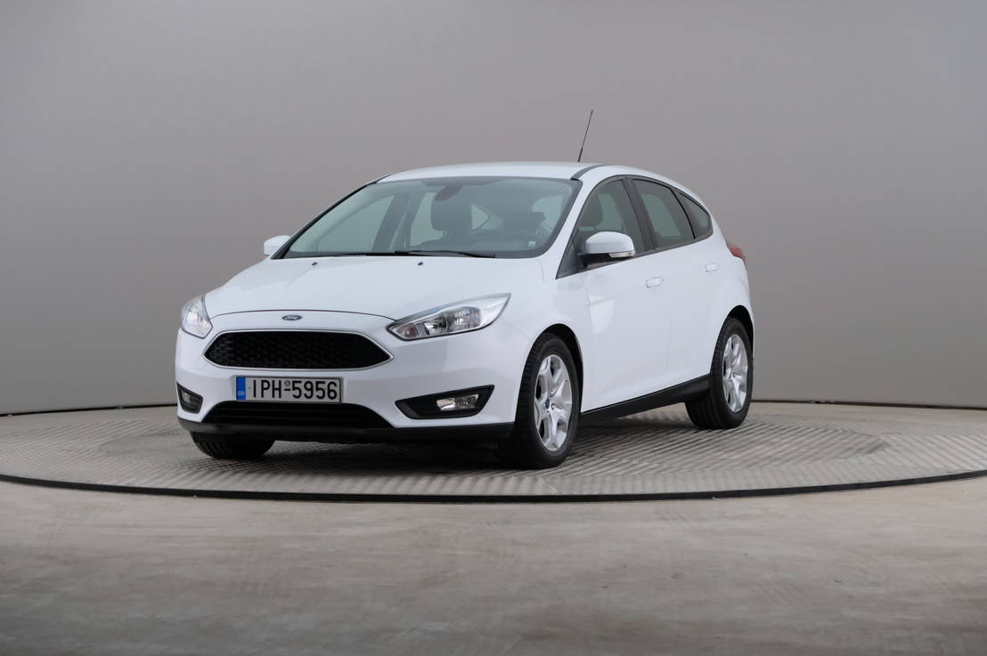 Ford Focus 1.5 TDCi 95hp Business /εγγύηση χλμ, 360-image35