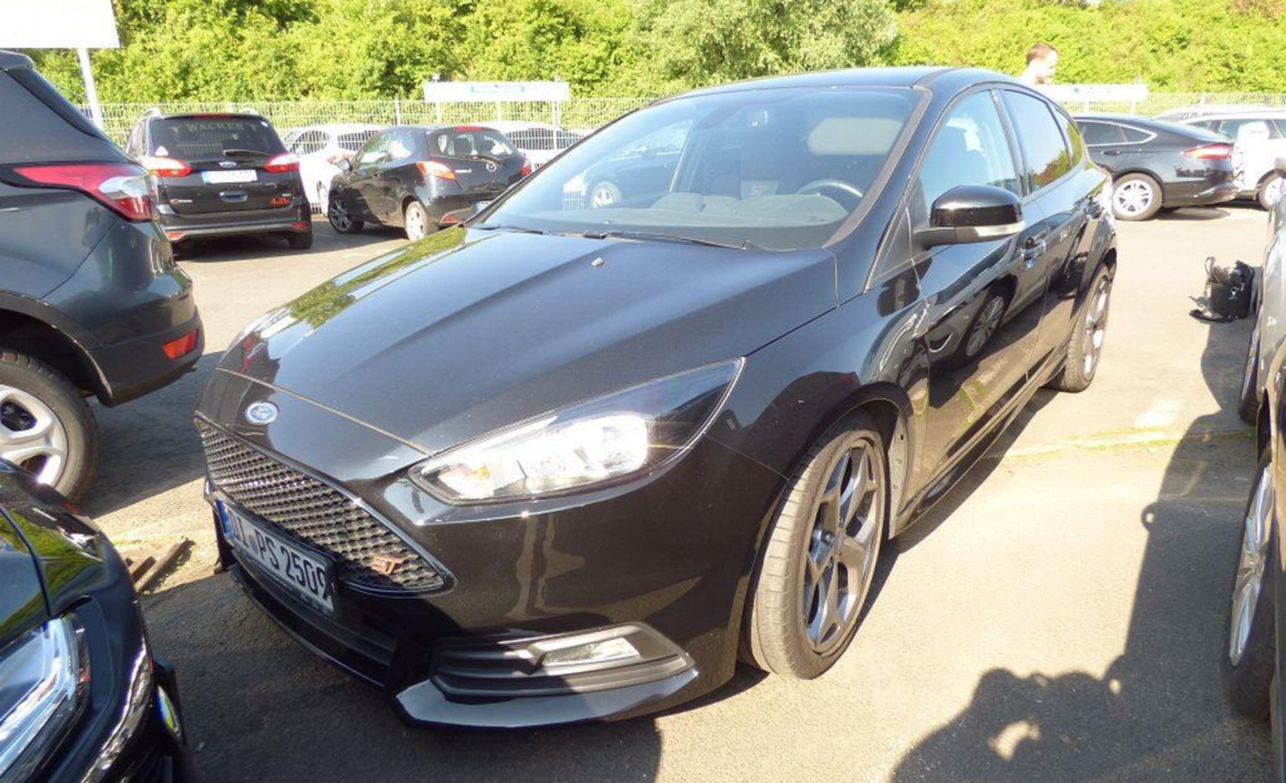 Ford Focus 2.0 TDCi ST (573967) detail1
