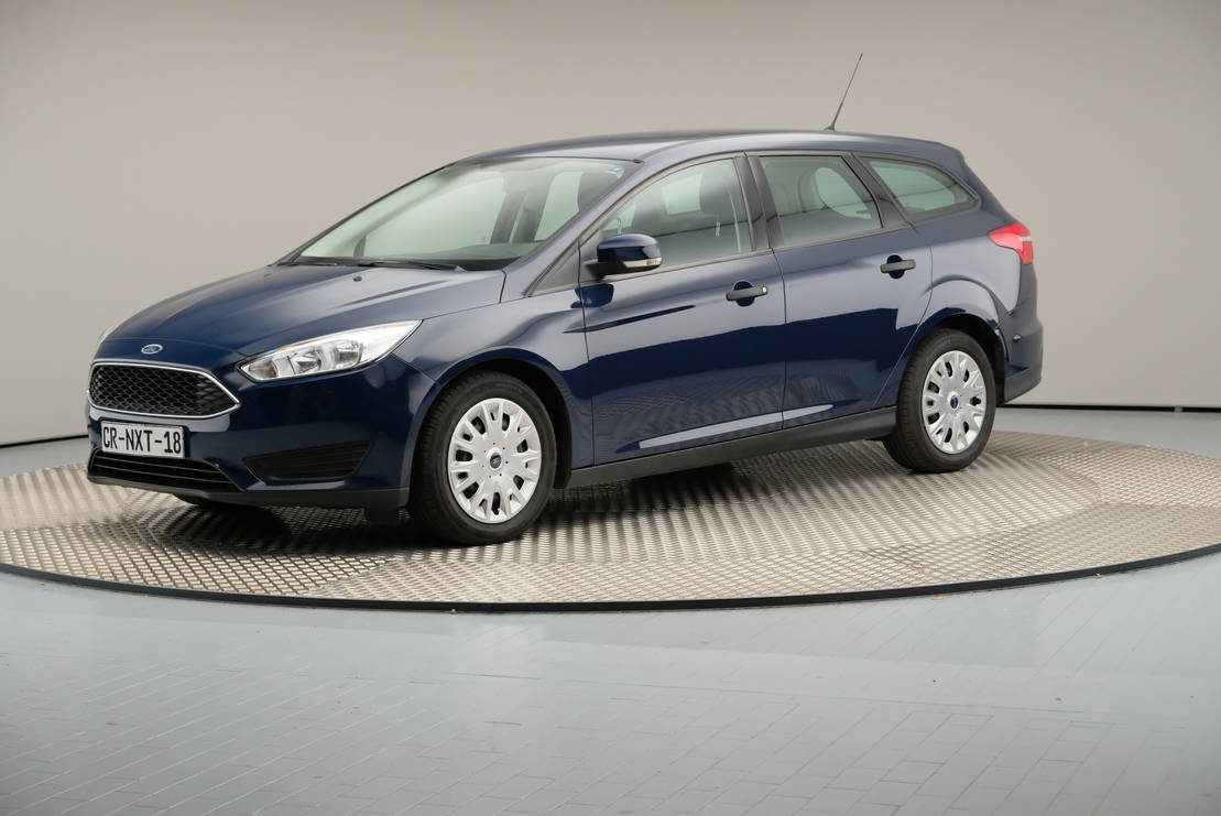 Ford Focus Turnier 1.0 EcoBoost Start-Stopp-System Ambiente (565345), 360-image0