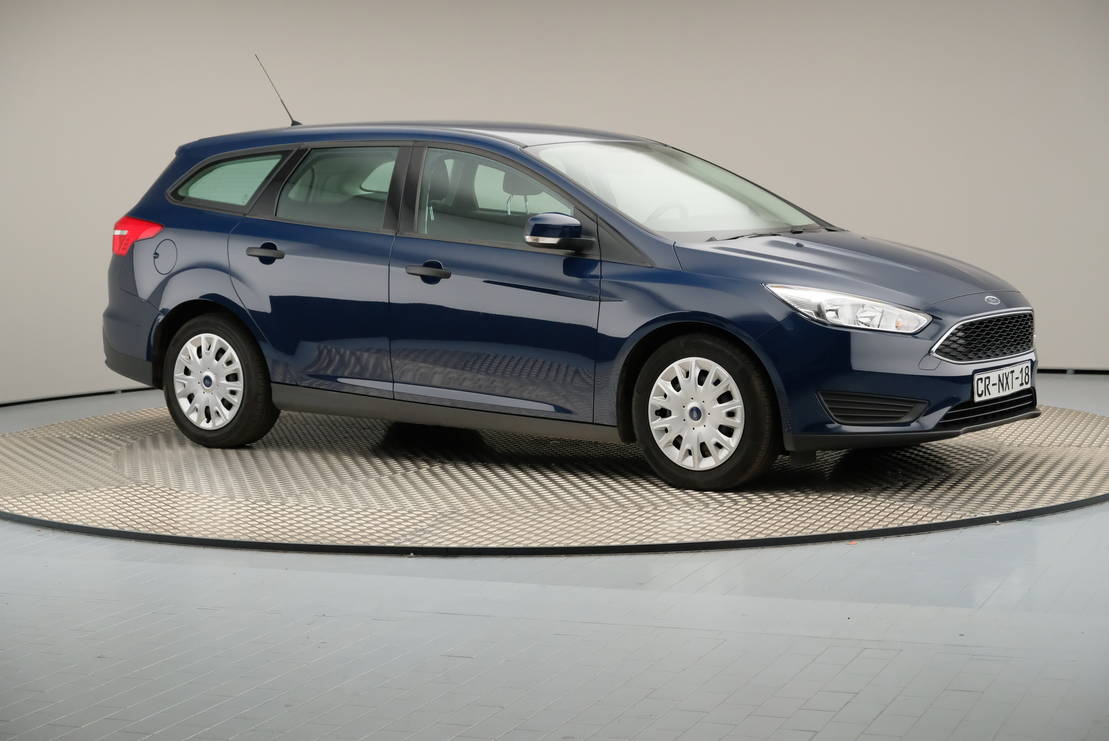 Ford Focus Turnier 1.0 EcoBoost Start-Stopp-System Ambiente (565345), 360-image26