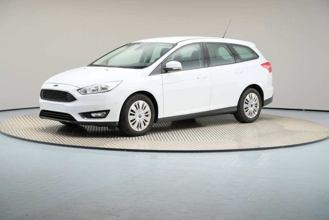 Ford Focus 1.6 TDCi DPF Start-Stopp-System Business (554847), 360-image0