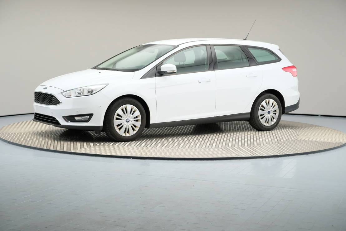 Ford Focus 1.6 TDCi DPF Start-Stopp-System Business (554847), 360-image1