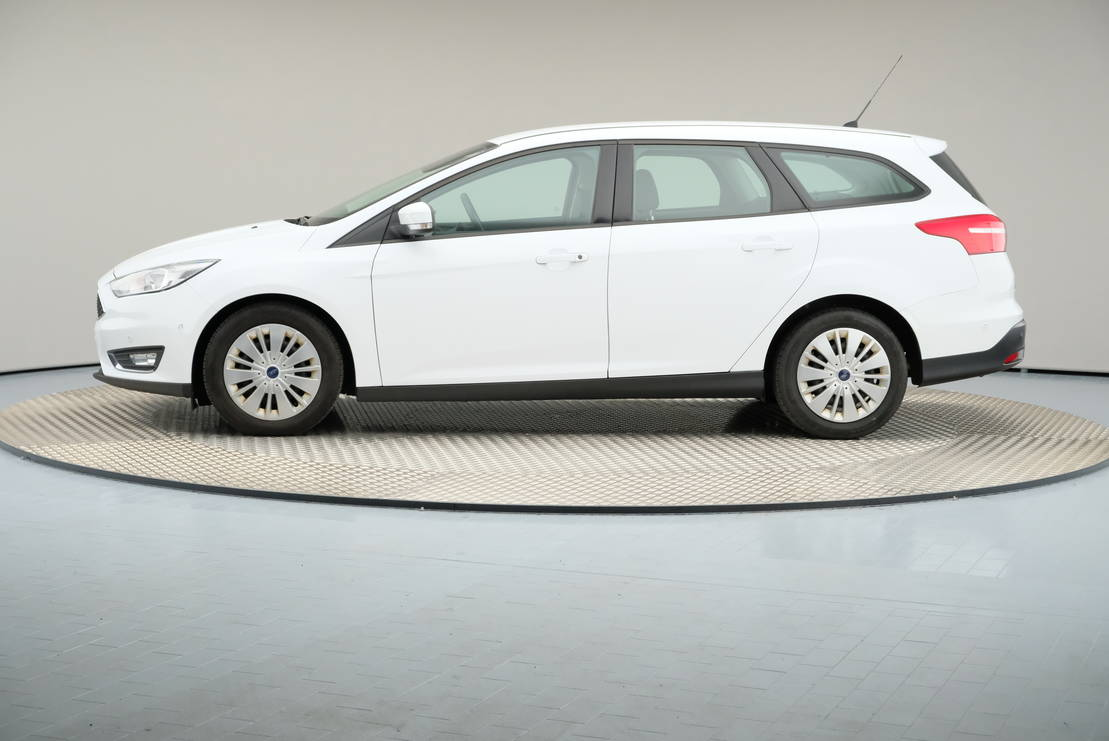 Ford Focus 1.6 TDCi DPF Start-Stopp-System Business (554847), 360-image4