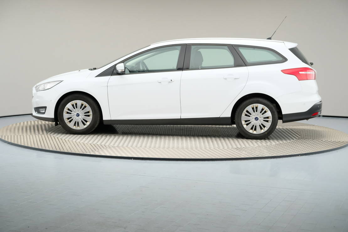 Ford Focus 1.6 TDCi DPF Start-Stopp-System Business (554847), 360-image5
