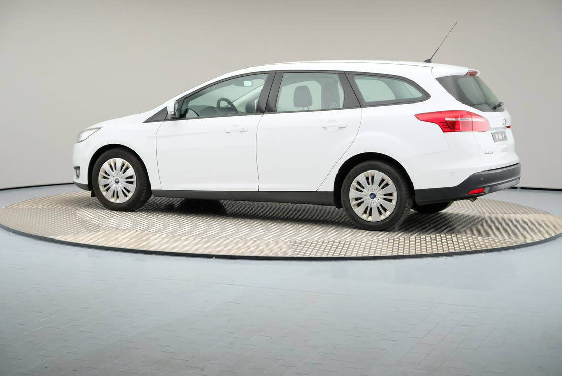 Ford Focus 1.6 TDCi DPF Start-Stopp-System Business (554847), 360-image7