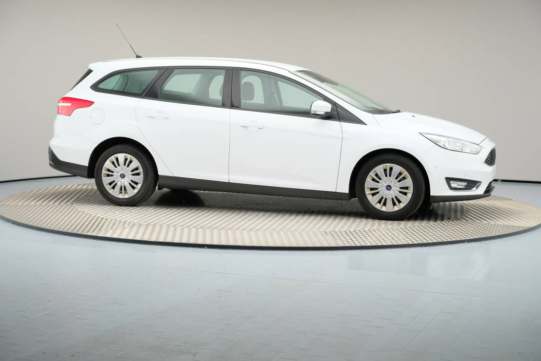 Ford Focus 1.6 TDCi DPF Start-Stopp-System Business (554847), 360-image24