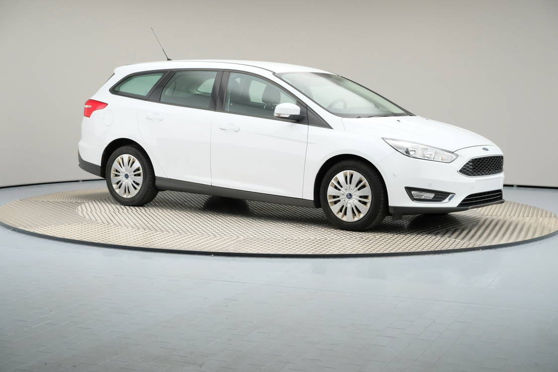 Ford Focus 1.6 TDCi DPF Start-Stopp-System Business (554847), 360-image26