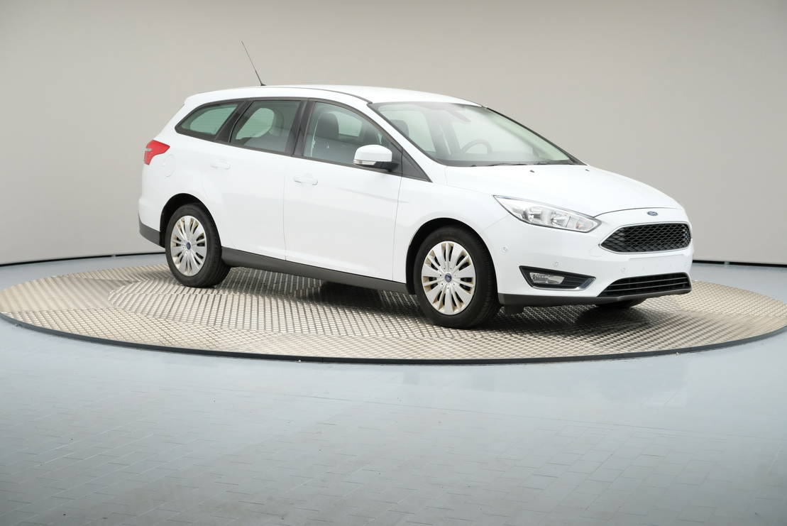 Ford Focus 1.6 TDCi DPF Start-Stopp-System Business (554847), 360-image27