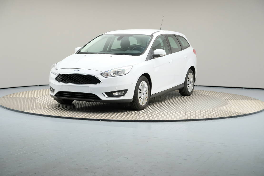 Ford Focus 1.6 TDCi DPF Start-Stopp-System Business (554847), 360-image34