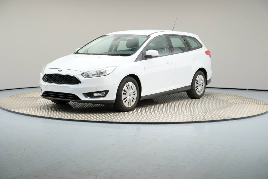 Ford Focus 1.6 TDCi DPF Start-Stopp-System Business (554847), 360-image35