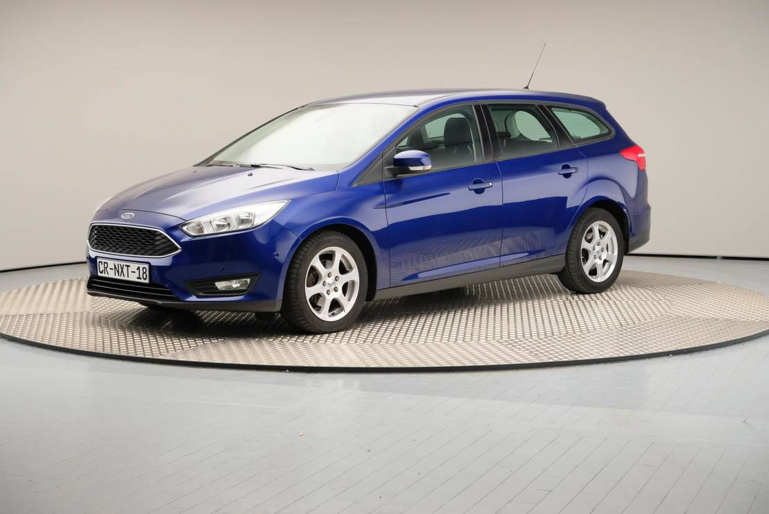 Ford Focus Turnier 1.5 TDCi DPF Start-Stop Business (556233), 360-image0