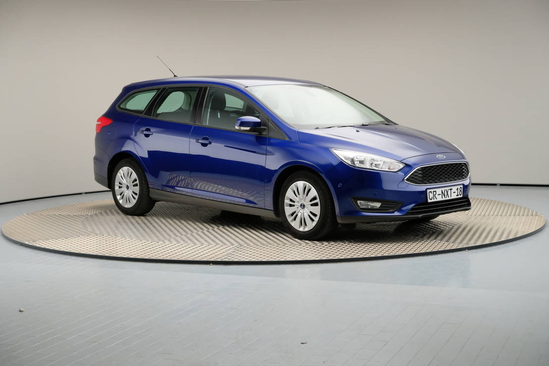 Ford Focus Turnier 1.5 TDCi DPF Start-Stop Business (556073), 360-image27