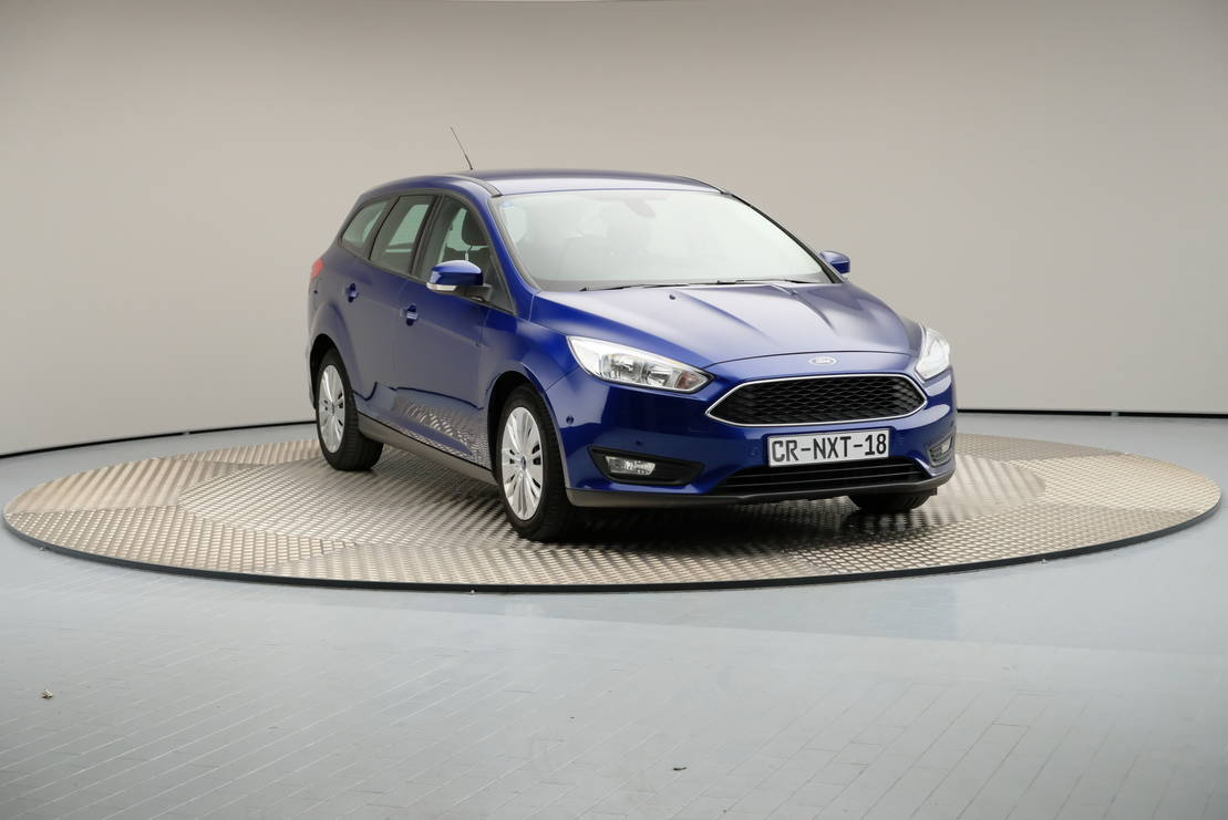 Ford Focus Turnier 1.5 TDCi DPF Start-Stop Business (556073), 360-image29