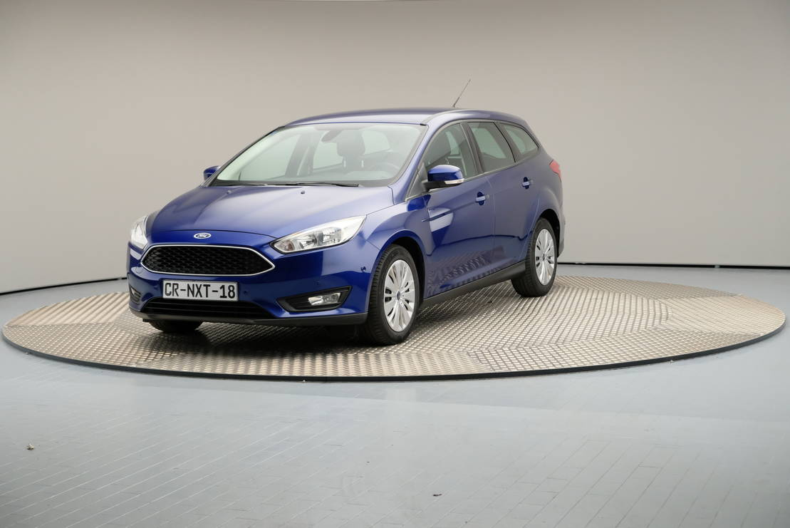Ford Focus Turnier 1.5 TDCi DPF Start-Stop Business (556073), 360-image34