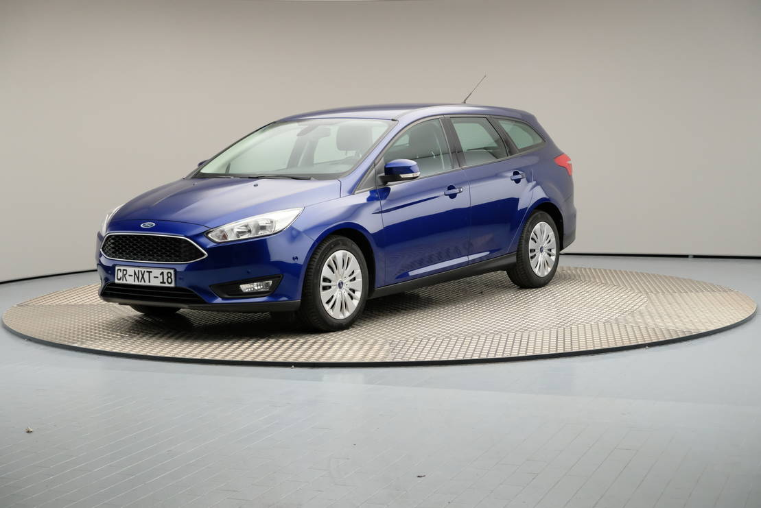 Ford Focus Turnier 1.5 TDCi DPF Start-Stop Business (556073), 360-image35