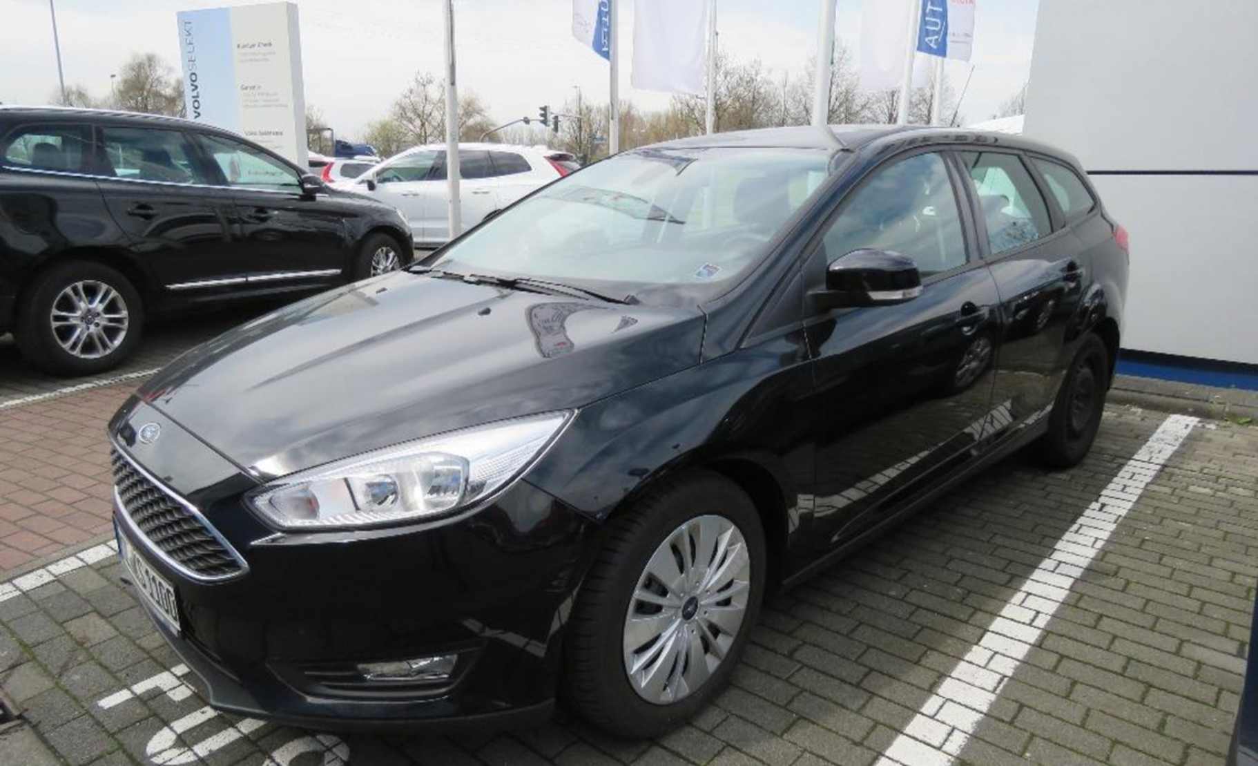 Ford Focus 1.5 TDCi DPF Start-Stop Ambiente (576315) detail1
