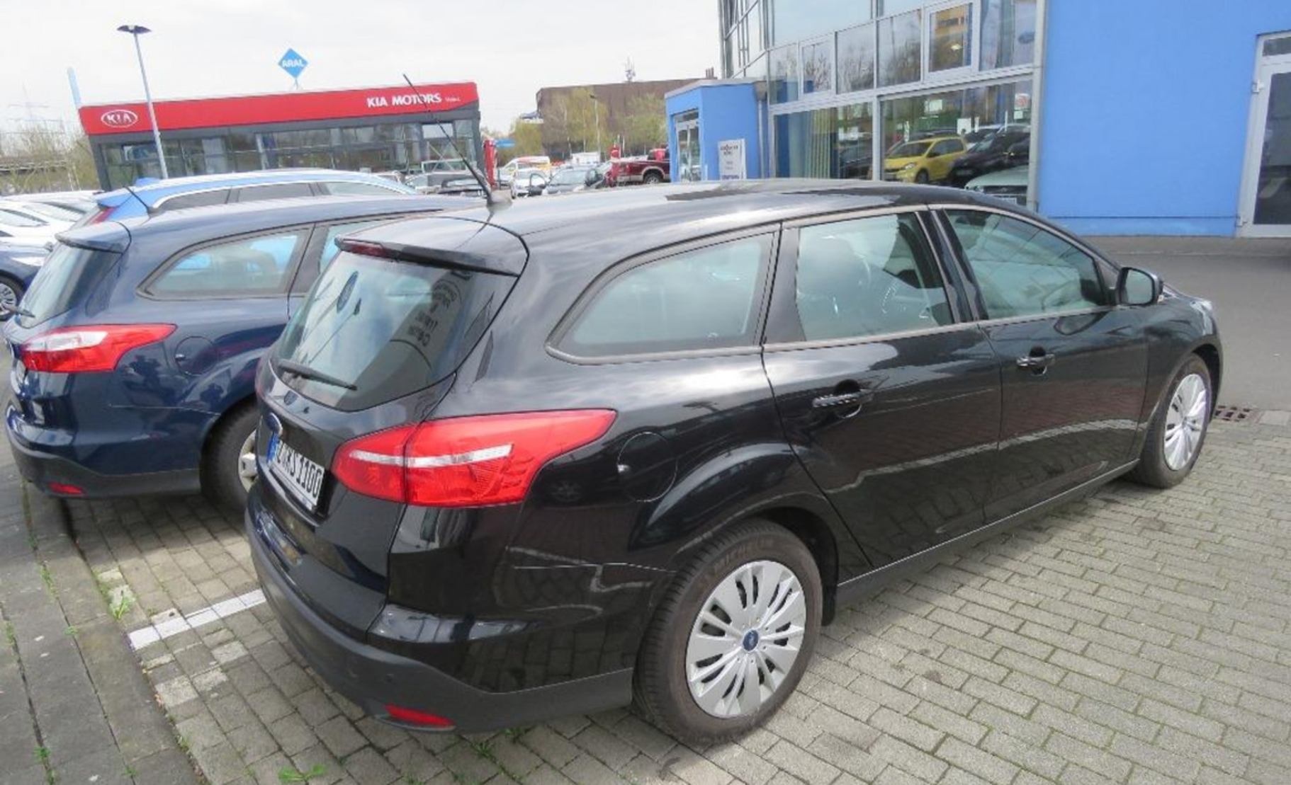 Ford Focus 1.5 TDCi DPF Start-Stop Ambiente (576315) detail2