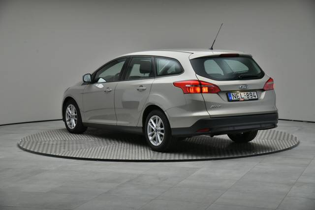 Ford Focus 1.6 TDCi DPF Start-Stopp-System, Business-360 image-10
