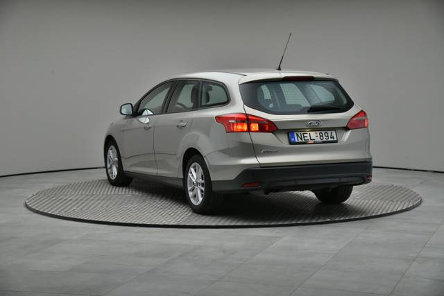 Ford Focus 1.6 TDCi DPF Start-Stopp-System, Business-360 image-11