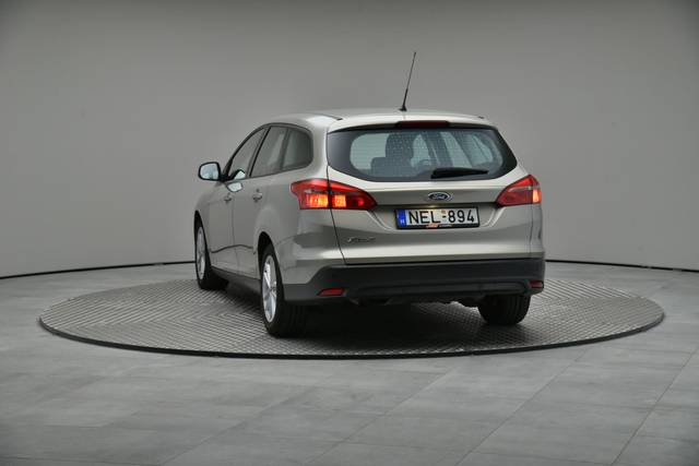 Ford Focus 1.6 TDCi DPF Start-Stopp-System, Business-360 image-12