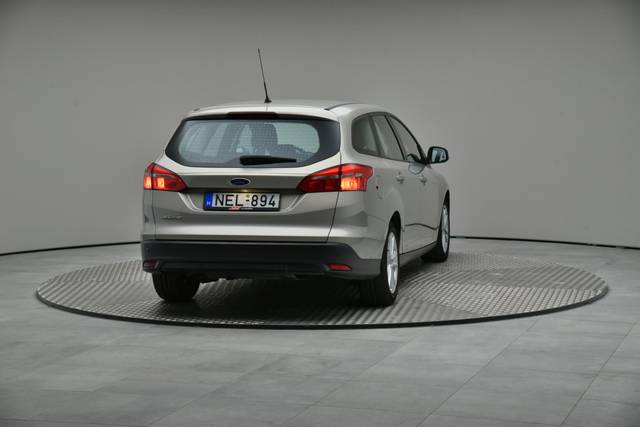 Ford Focus 1.6 TDCi DPF Start-Stopp-System, Business-360 image-15