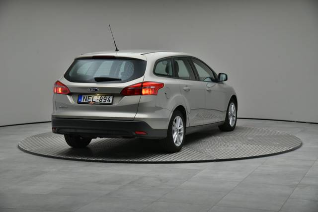 Ford Focus 1.6 TDCi DPF Start-Stopp-System, Business-360 image-16