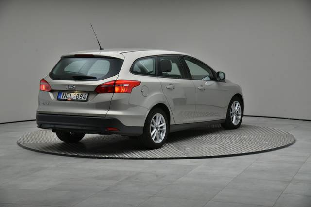 Ford Focus 1.6 TDCi DPF Start-Stopp-System, Business-360 image-17