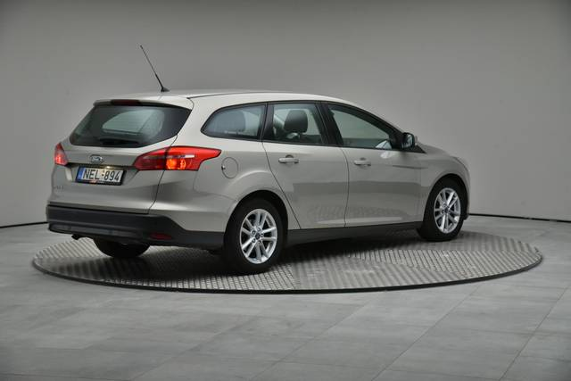 Ford Focus 1.6 TDCi DPF Start-Stopp-System, Business-360 image-18