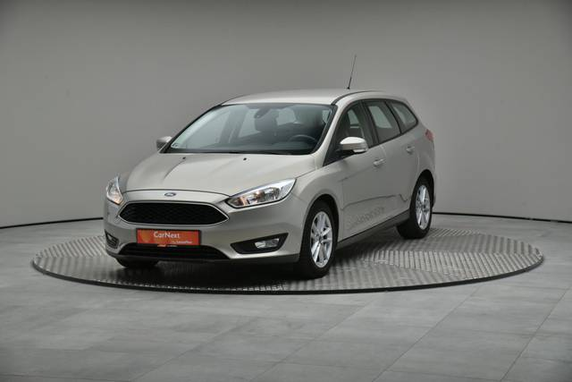Ford Focus 1.6 TDCi DPF Start-Stopp-System, Business-360 image-35