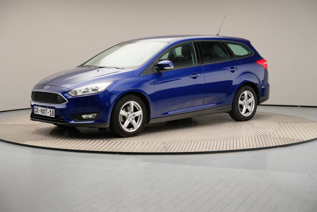 Ford Focus Turnier 1.5 TDCi Navi, Bluetooth, Business, 360-image0