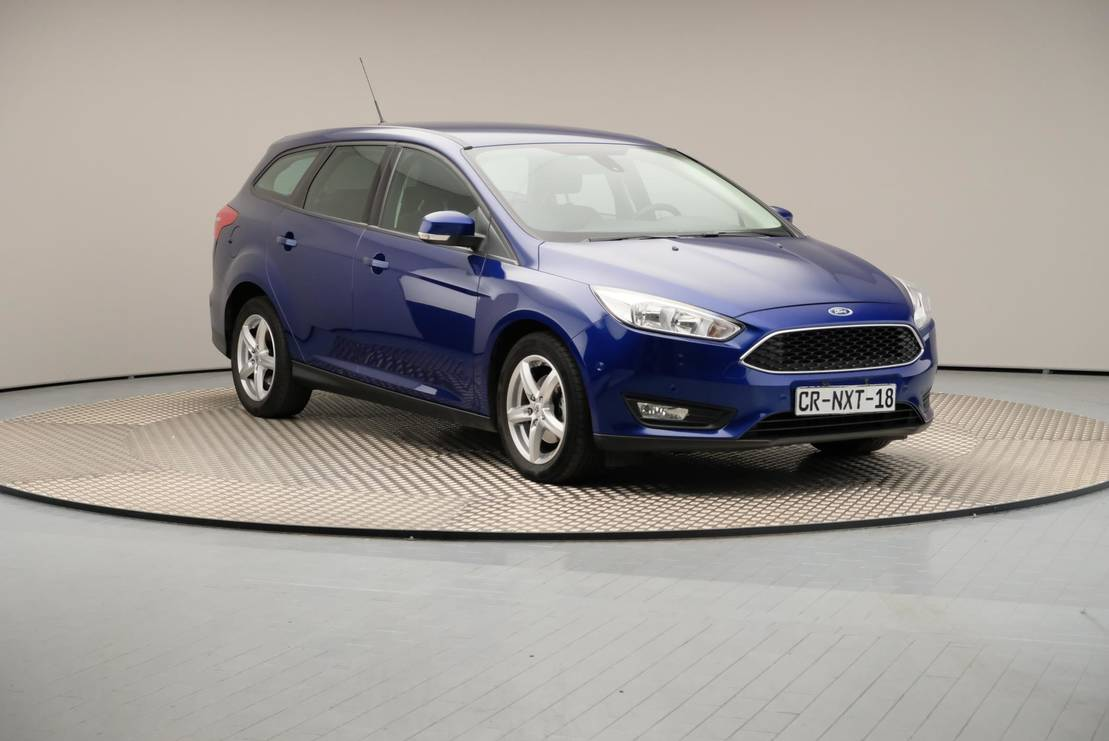 Ford Focus Turnier 1.5 TDCi Navi, Bluetooth, Business, 360-image28