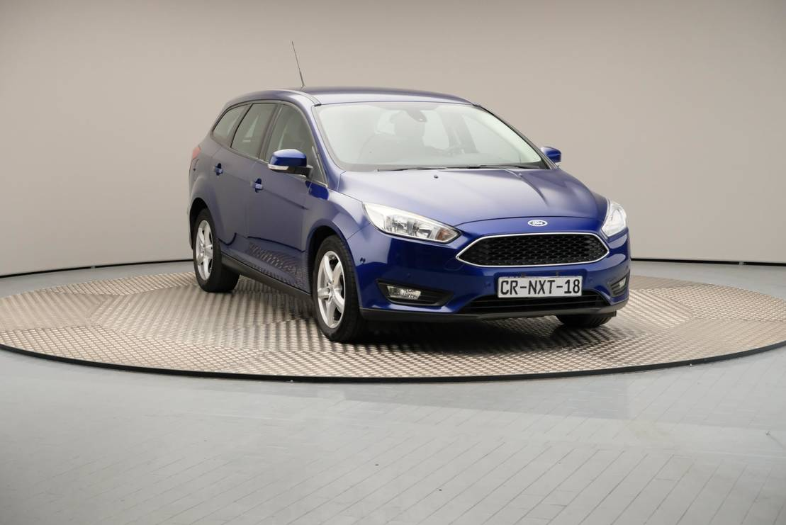 Ford Focus Turnier 1.5 TDCi Navi, Bluetooth, Business, 360-image29