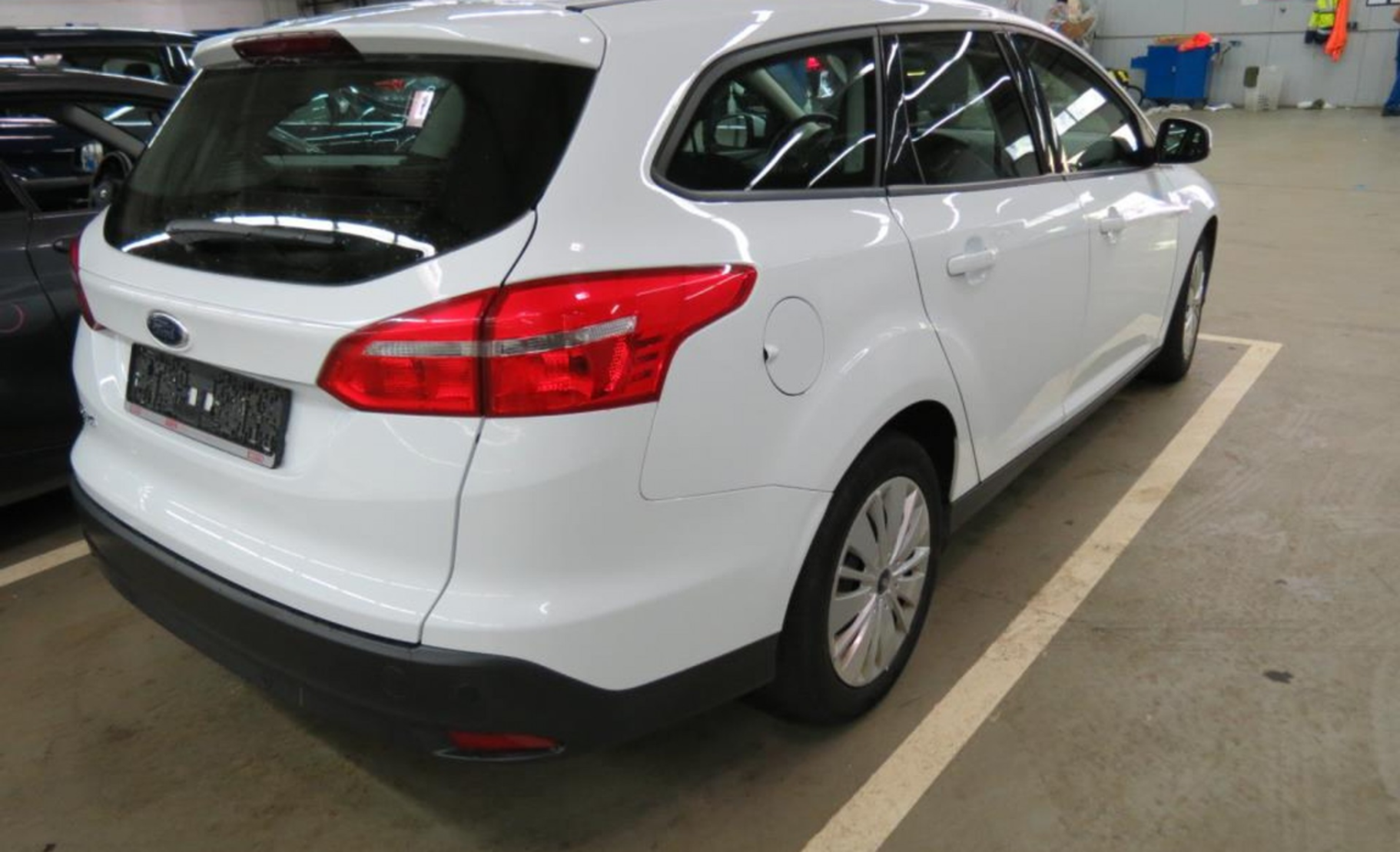 Ford Focus 1.5 TDCi DPF Start-Stopp-System Business (582688) detail2