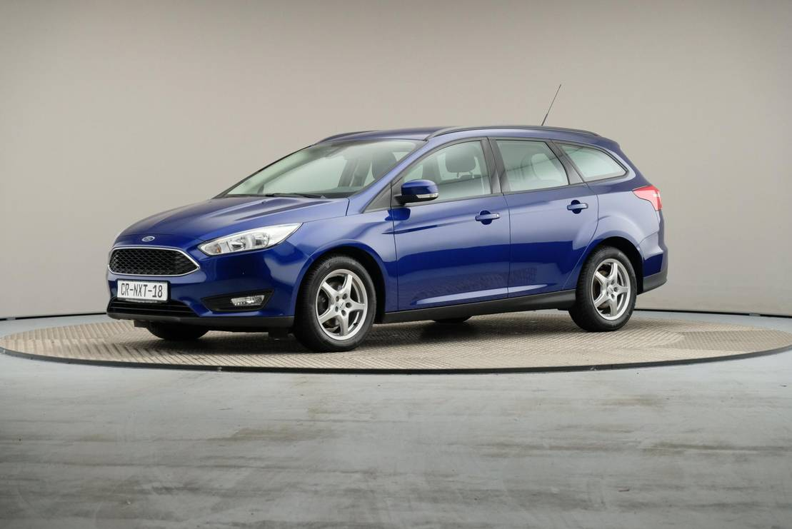 Ford Focus TUR. 1.0 EcoBoost Start-Stopp-System Business, 360-image0