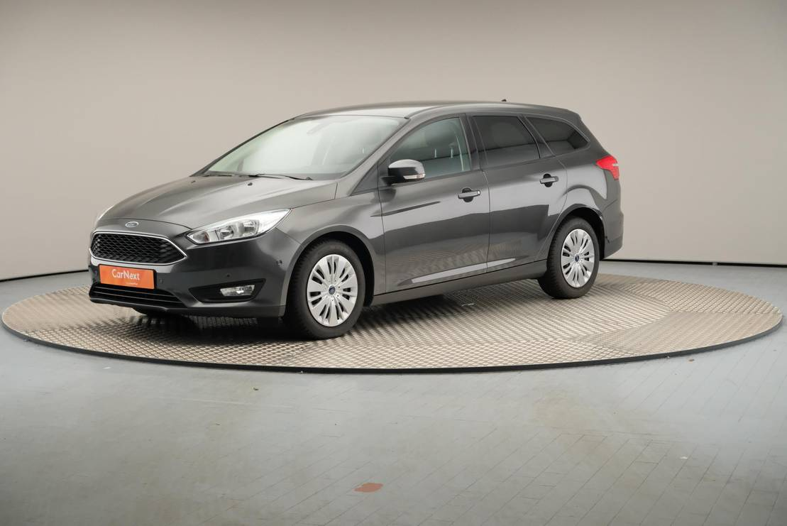 Ford Focus Turnier 1.5 TDCi DPF Trend Parkassistent, 360-image0