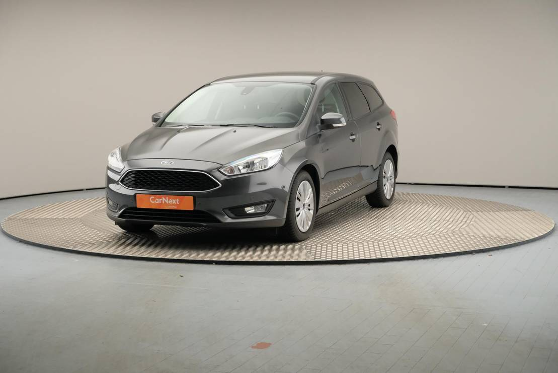 Ford Focus Turnier 1.5 TDCi DPF Trend Parkassistent, 360-image34