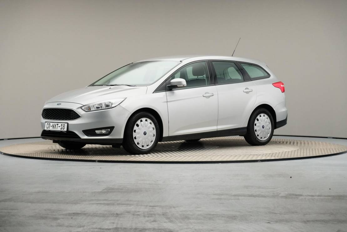 Ford Focus 1.5 TDCi ECOnetic Business (Navi,Touchscreen), 360-image0