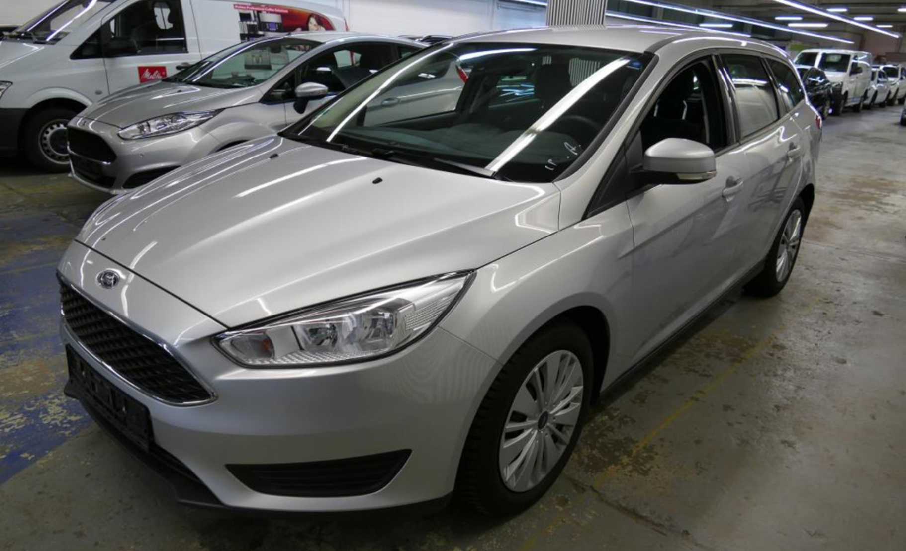 Ford Focus Turnier 1.0 EcoBoost Start-Stop Trend (602180) detail1