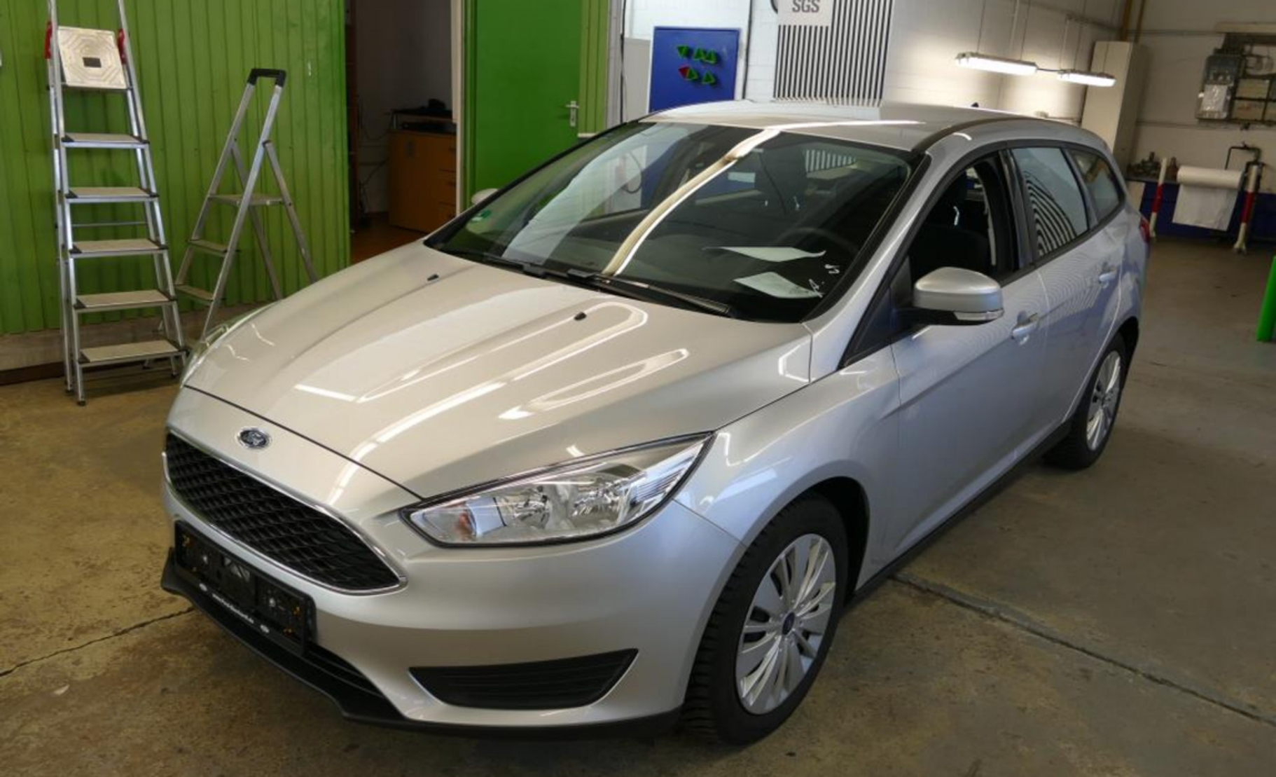 Ford Focus Turnier 1.0 EcoBoost Start-Stop Trend (612200) detail1