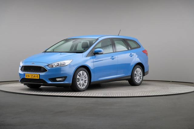 Ford Focus 1.5 TDCi Lease Edition Wagon, Automaat, Navigatie-360 image-0