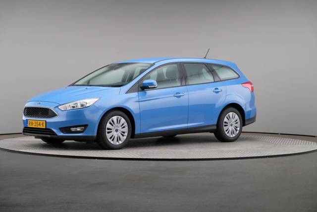 Ford Focus 1.5 TDCi Lease Edition Wagon, Automaat, Navigatie-360 image-1