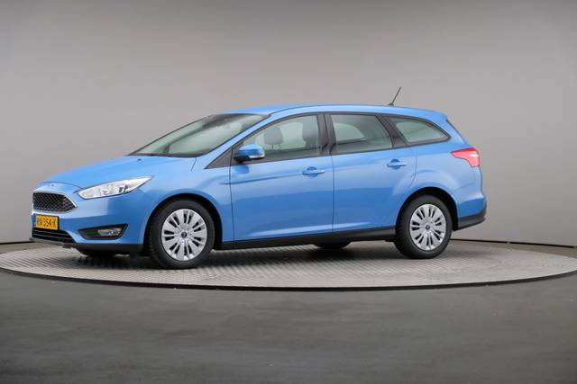 Ford Focus 1.5 TDCi Lease Edition Wagon, Automaat, Navigatie-360 image-2