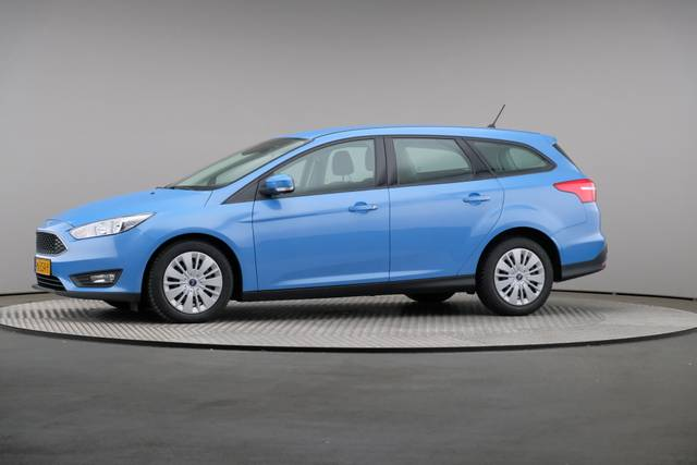 Ford Focus 1.5 TDCi Lease Edition Wagon, Automaat, Navigatie-360 image-3