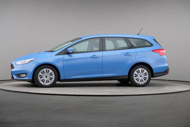 Ford Focus 1.5 TDCi Lease Edition Wagon, Automaat, Navigatie-360 image-4