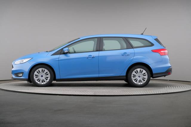 Ford Focus 1.5 TDCi Lease Edition Wagon, Automaat, Navigatie-360 image-5